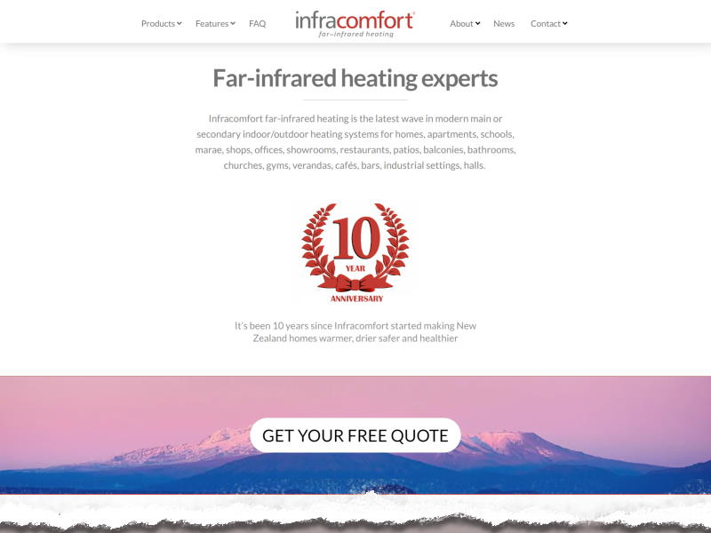 Infracomfort
