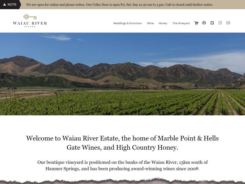 Waiau River Estate